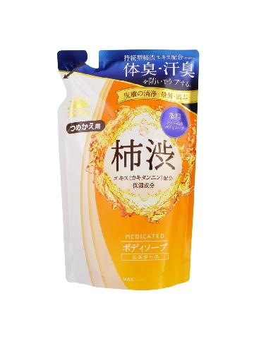 041136 Жидкое мыло для тела с экстрактом хурмы, з/б, 450 мл