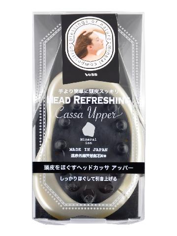 302916 VESS Head Refreshing Cassa Upper Массажер для кожи головы с природными минералами