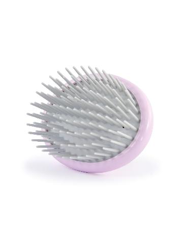 708374 SHAMPOO BRUSH Щетка - массажер для кожи головы и волос (с антибактериальным эффектом)