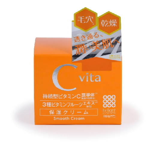 816017 Cvita Smooth Cream Антиоксидантный смягчающий крем с витамином С, 45 гр.