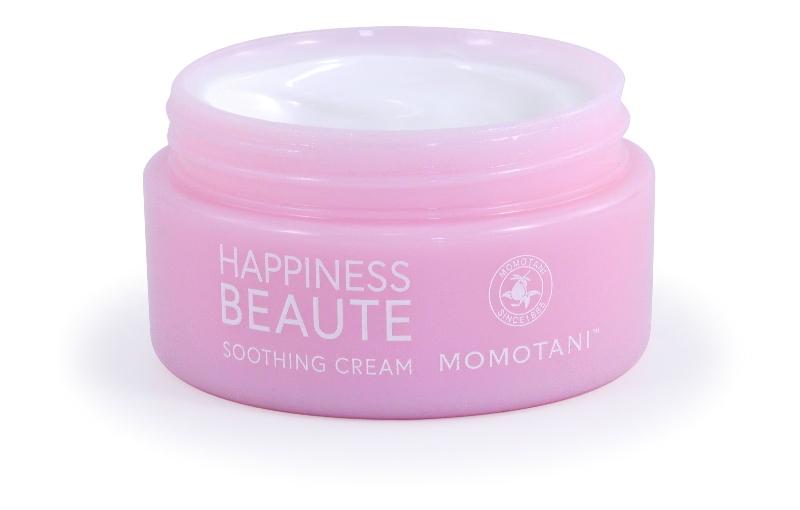 819025 HAPPINESS BEAUTE Soothing Cream Смягчающий крем с растительными экстратами, 40г