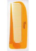 721120 Расческа для увлажнения и придания блеска волосам с мёдом и маточным молочком пчел (складная)