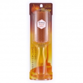 721113 Щетка массажная для увлажнения и придания блеска волосам с мёдом и маточным молочком пчел