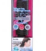 721748 Щетка массажная для ухода за волосами с отрицательно заряженными